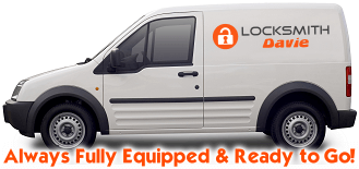 Locksmith Davie FL Van
